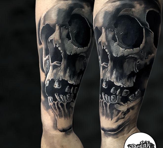 01_Realistico_Skull